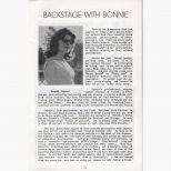 Bonnie Dobson in Sing and String Magazine, Winter 1962-63
