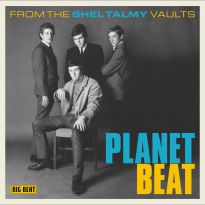 Planet Beat - From The Shel Talmy Vaults