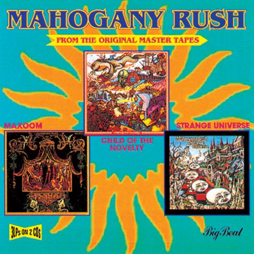 The Legendary Mahogany Rush