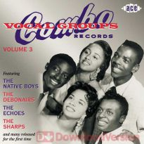 Combo Vocal Groups Vol 3 (MP3)