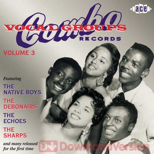 Combo Vocal Groups Volume 3