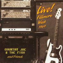 Live! Fillmore West 1969