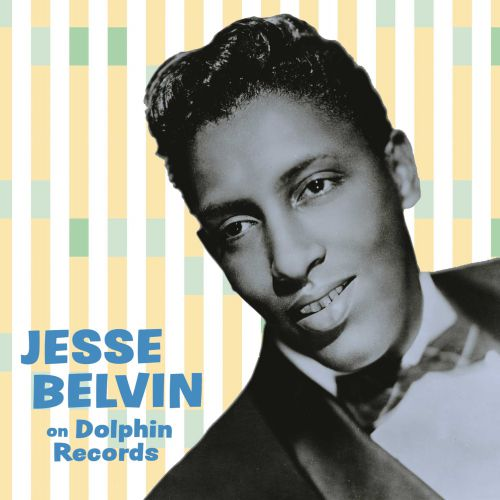 Jesse Belvin On Dolphin Records (MP3)