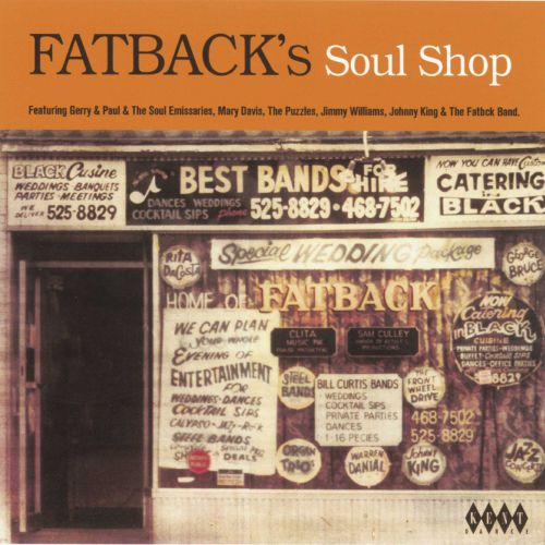 Fatback's Soul Shop (MP3)
