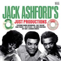Jack Ashford's Just Productions (MP3)