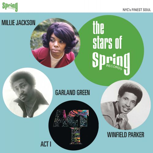 The Stars Of Spring Records (MP3)