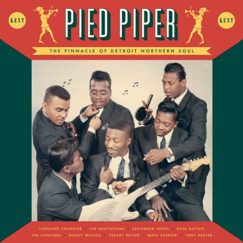 Pied Piper: The Pinnacle Of Detroit Northern Soul (MP3)