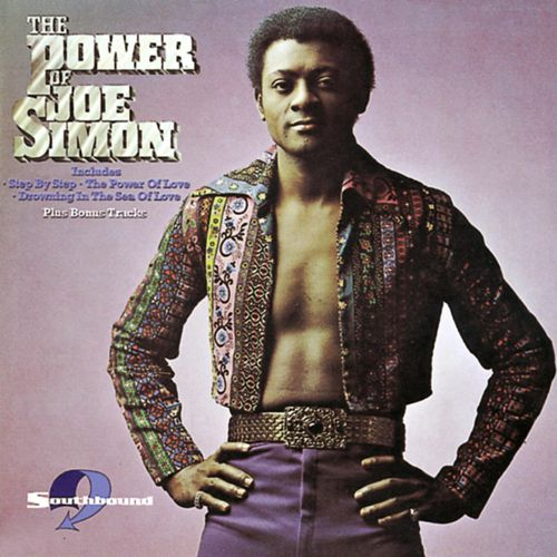 The Power Of Joe Simon + (MP3)