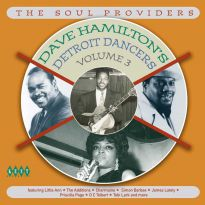 Dave Hamilton's Detroit Dancers Vol 3 (MP3)