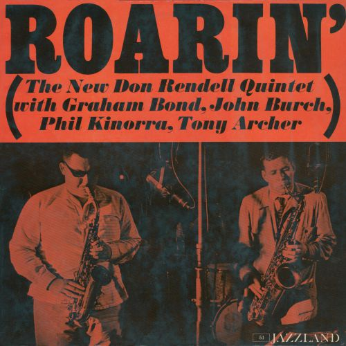 The New Don Rendell Quintet