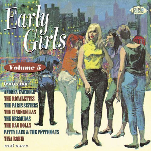 Early Girls Volume 5