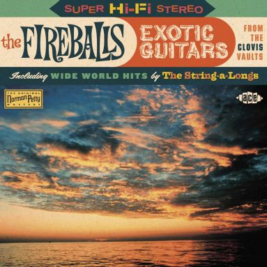 Exotic Guitars From The Clovis Vaults