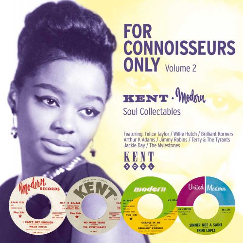 For Connoisseurs Only Vol 2