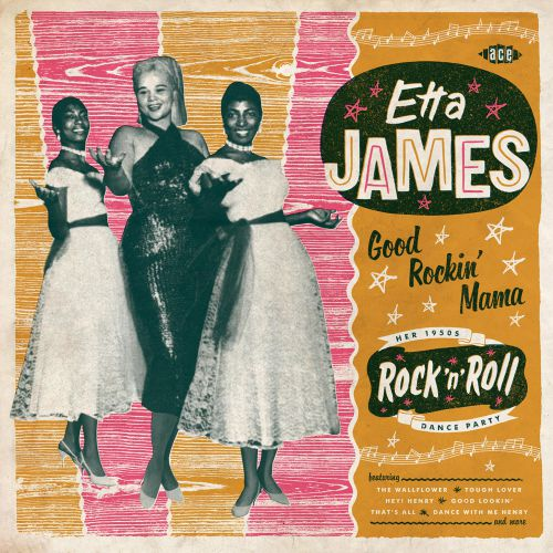 Good Rockin' Mama - Her 1950s Rock'n'Roll Dance Party