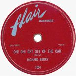 Richard Berry 'Oh! Oh! Get Out Of The Car'