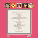 Ciao Bella! Italian Girl Singers Of The 60s LP back