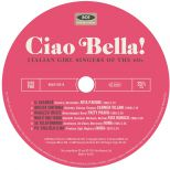 Ciao Bella! Italian Girl Singers Of The 60s LP label side 2
