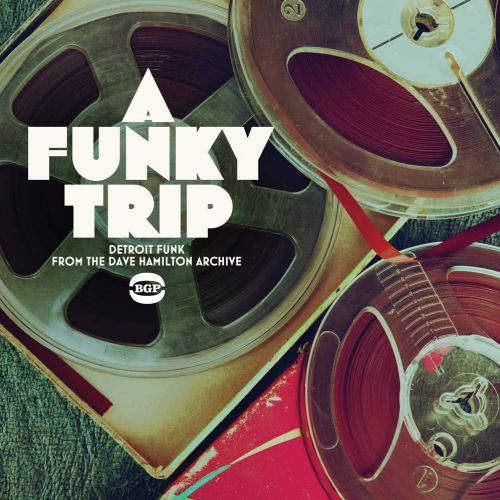 A Funky Trip - Detroit Funk From The Dave Hamilton Archive (MP3)