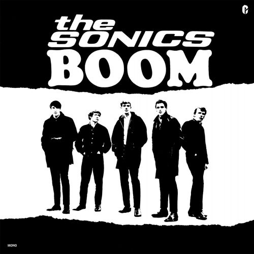 """""""Boom"""" LP Front"""
