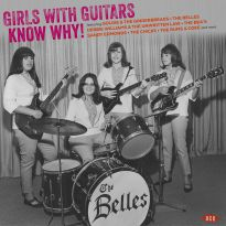 Girls With Guitars Know Why!