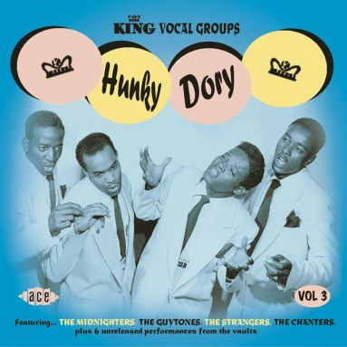 Hunky Dory: King Vocal Groups Vol 3