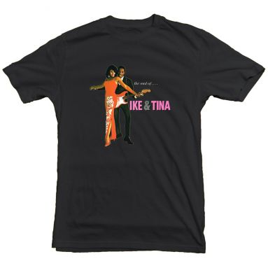The Soul of Ike & Tina Turner T Shirt Black [36]