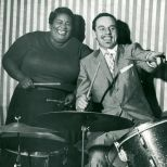 Marie Adams and Johnny Otis
