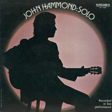 Solo LP sleeve front