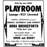 Chico & Buddy advert