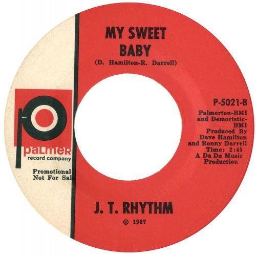 J.T. Rhythm 'My Sweet Baby'
