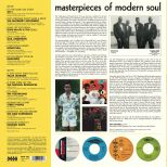 Masterpieces Of Modern Soul back cover