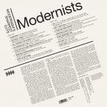 Modernists LP Back