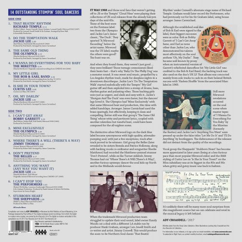 Mirwood Northern Soul (LP Back)