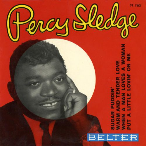 Percy Sledge 'When A Man Loves A Woman' courtesy of Dean Rudland
