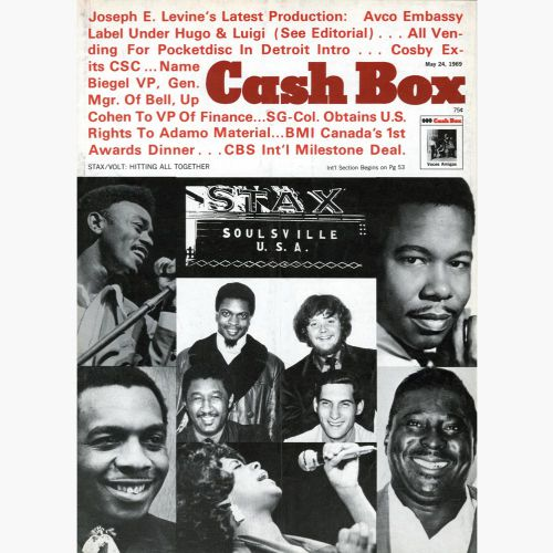 Stax Cash Box cover