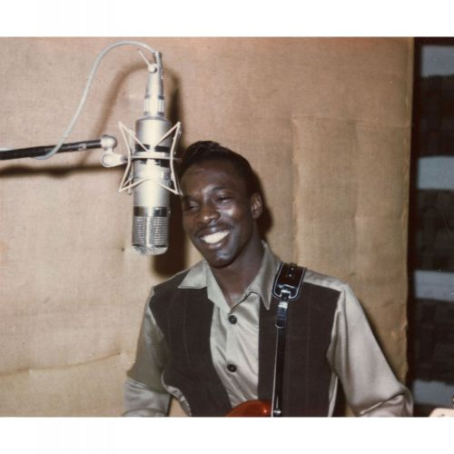 Wilson Pickett, courtesy of Fame Records
