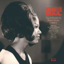 Los Angeles Soul: Kent-Modern's Black Music Legacy (MP3)