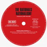 Rationalism! EP label side 2