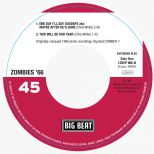 Zombies '66 EP label side 2
