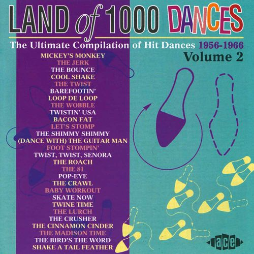 Land Of 1000 Dances Vol 2