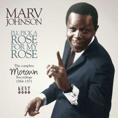 I'll Pick A Rose For My Rose - Complete Motown Recordings 1964-71