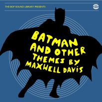 The BGP Sound Library Presents Batman And Other Themes (MP3)