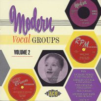 Modern Vocal Groups Vol 2 (MP3)
