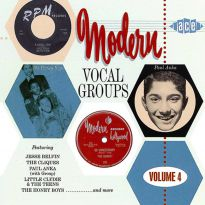 Modern Vocal Groups Vol 4