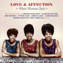 Love & Affection: More Motown Girls