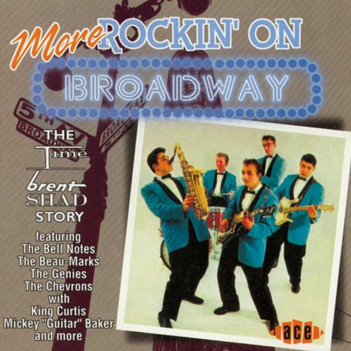 More Rockin' On Broadway: The Time/Brent/Shad Story