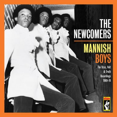Mannish Boys - The Stax & Volt Recordings 1969-1974