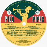Pied Piper: The Pinnacle Of Detroit Northern Soul LP label 2