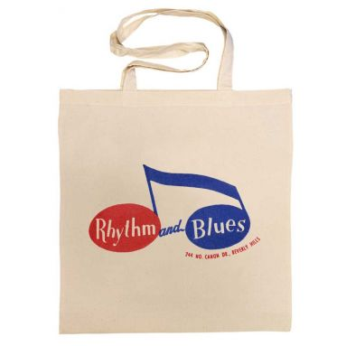Rhythm and Blues Records Cotton Bag [40]