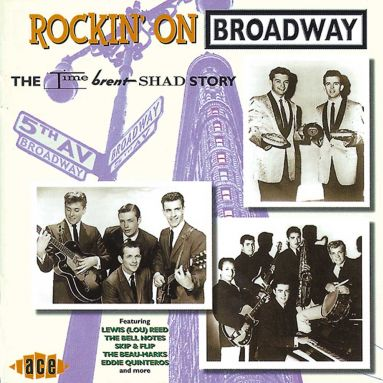 Rockin' On Broadway: Time, Brent, Shad Story